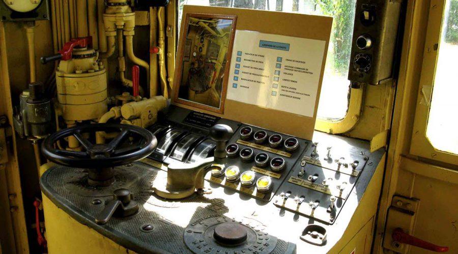 Locomotive BB 4736 Reve Magie Rail tarascon ariege